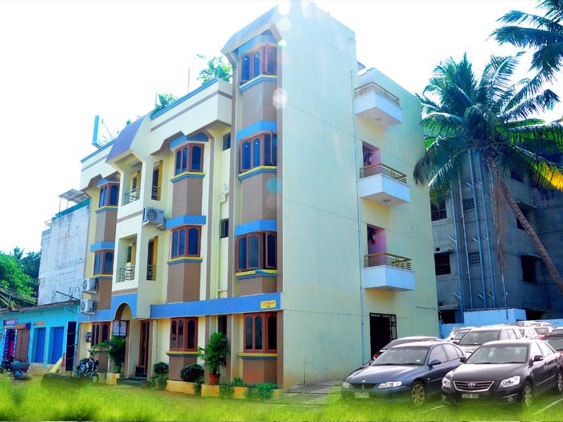AJ Residency Palayam